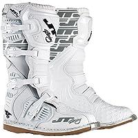 JT RACING ジェティーレーシング PODIUM Boots 2016モデル オフロードブーツ ホワイト 13(約30cm)