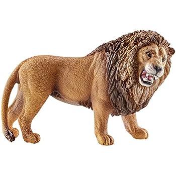 シュライヒ ワイルドライフ ライオン (吠える) フィギュア 14726