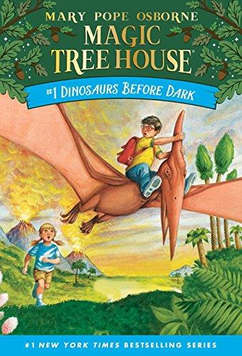 Magic Tree House #1: Dinosaurs Before Dark (A Stepping Stone Book(TM))