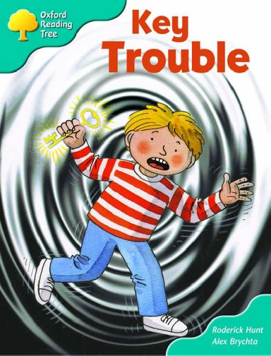 Oxford Reading Tree: Stage 9: More Storybooks (Magic Key): Key Troubleの詳細を見る