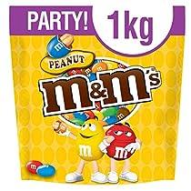 M ・ M' S ピーナッツ、1 confezione (1 x 1 kg) M & M' S Peanut, 1 confezione (1 x 1 kg)