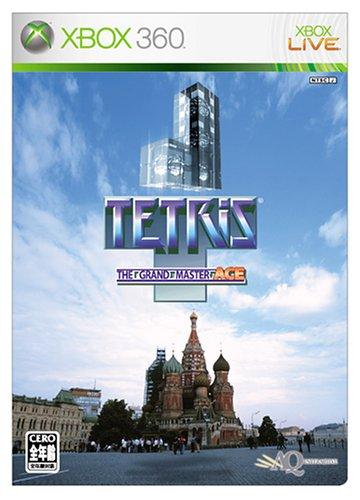テトリス ザ・グランドマスターエース - Xbox360の詳細を見る