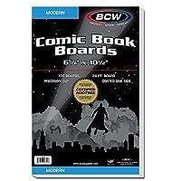 BCW MODERN COMIC BACKING BOARDS [並行輸入品]