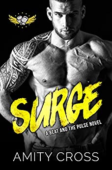 Surge: (#7 The Beat and The Pulse) by [Cross, Amity]