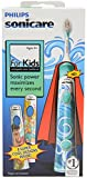Philips【フィリップス Sonicare ソニッケアー キッズ用 充電式電動歯ブラシ HX6311/07】 【並行輸入品】