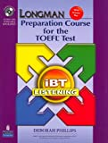 Longman Preparation Course for the TOEFL Test: iBT Listening (Package: Student Book with CD-ROM, 6 Audio CDs, and Answer Key) (Longman Preparation Course for the Toefl Ibt)