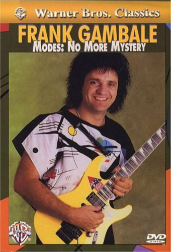 Frank Gambale: Modes - No More Mystery (Dvd) [NTSC] by Frank Gambale