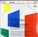 Moussorgsky-Pictures at An Exhibition (Orginal & O [12 inch Analog]