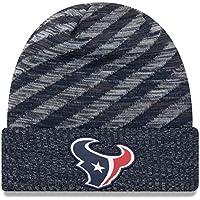 ニューエラ (New Era) NFL サイドライン 2018 ニット ビーニー帽 - ヒューストン?テキサンズ (Houston Texans)