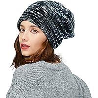 ZIQIAN Men Women Slouchy Beanie Warm Knitted Hat Boys Girls Ladies Outdoor Ski Sport Winter Hat Loose Knit Cap