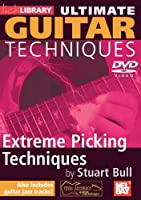 Ultimate Guitar Techniques: Extreme Picking Techni [DVD] [Import]