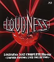 LOUDNESS 2012 Complete Blu-ray -LIMITED EDITION LIVE COLLECTION-【Blu-ray】