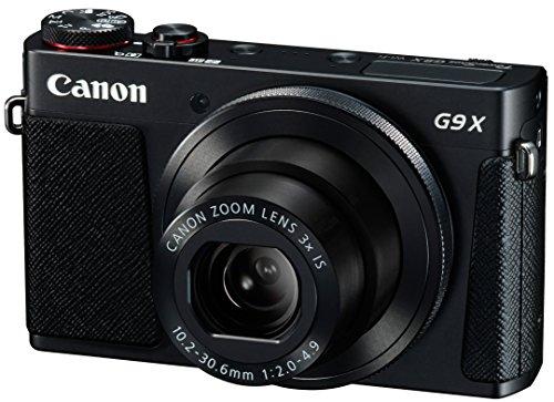 Canon デジタルカメラ PowerShot G9 X(ブラック) 光学3...