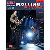 Rolling Stones: Guitar Play-along (Hal Leonard Guitar Play-Along)
