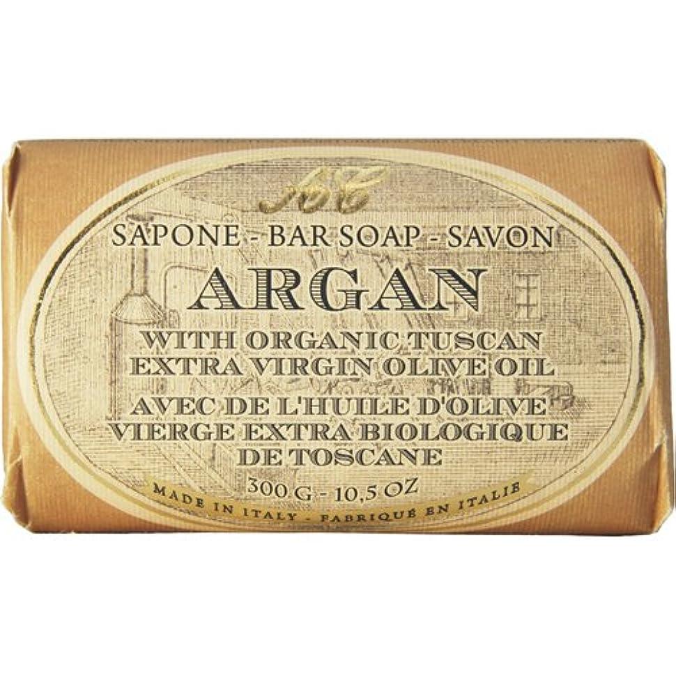 不忠守るきらめきSaponerire Fissi レトロシリーズ Bar Soap バーソープ 300g Argan アルガンオイル