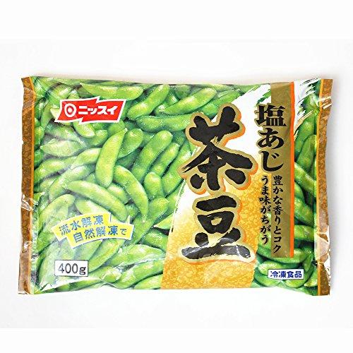塩あじ茶豆 台湾産 400g