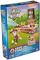 PAW Patrol%カンマ% Save The Forest%カンマ% Family Board Game for Kids Aged 4 and Up [並行輸入品]