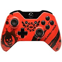 GOW Xbox One Rapid Fire Modded Controller 40 Mods for COD BO3, Destiny, GOW Quickscope, Jitter, Drop Shot, Auto Aim, Jump Shot, Auto Sprint, Fast Reload, Much More by Xbox One [並行輸入品]