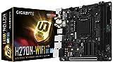 GIGABYTE Intel H270チップセット搭載マザーボードGA-H270N-WIFI