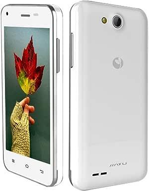 SIMフリー 2スロット搭載 3Gスマートフォーン・500万画素カメラ★WISE TECH JIAYU F1JV-WT 2014年モデル Android4.2搭載★デュアルコ●テザリング機能内蔵●日本仕様