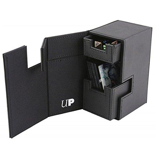 ウルトラ・プロ M2 デッキボックス 黒 ブラック M2 Deck Box - Final Frontier Ultra・PRO