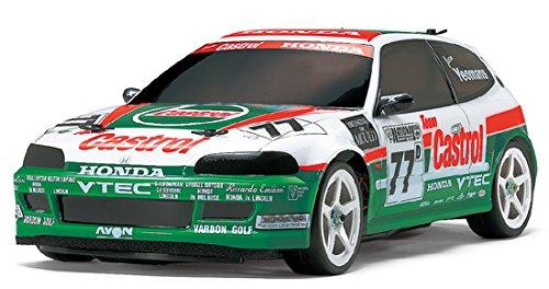 RCC カストロール Honda シビックVti (FF-03) 58467 (1/10 電動RCカーシリーズ No.467)