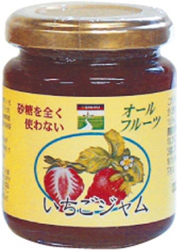 三育 オールフルーツ イチゴジャム 150g