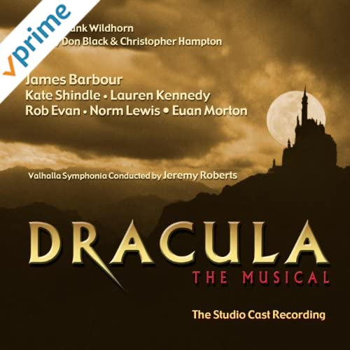 Dracula The Musical - The Studio Cast Recording