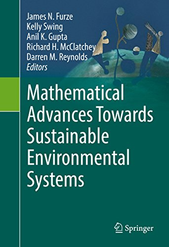Mathematical Advances Towards Sustainable Environmental Systemsの詳細を見る
