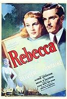 Rebecca 27x 40映画ポスター–スタイルA Unframed 258492