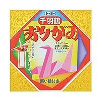 (30セット) トーヨー 千羽鶴用折紙 002002 7.5×7.5cm