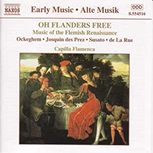 Music of the Flemish Renaissan