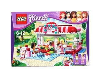 LEGO レゴ フレンズ パークカフェ 3061