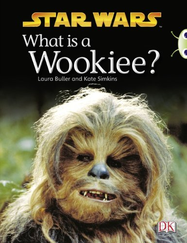 What is A Wookie? Purple B; 6pack (Bug Club Primary Reading)