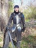 Medieval Knight半分プレートArmor + Shield SCA Lotr LARP NAUTICALMART