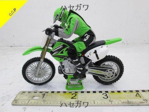 【中古】カワサキKX250 1/6スケール RCバイク