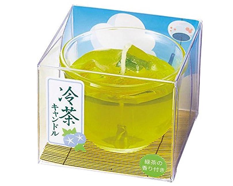 スコアラグ定期的な冷茶キャンドル 1個