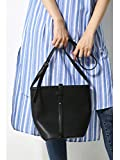 AZUL by moussy(アズールバイマウジー)【AZUL by moussy】フロント細ベルトショルダーバッグ BLK FREE