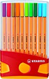 スタビロ 水性ペン ポイント88 カラーパレード 20色 8820-03