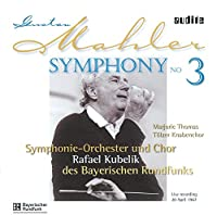 マーラー:交響曲 第3番 ニ長調