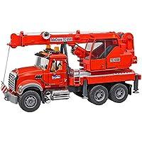 ブルーダー MACK クレーントラック BR02826