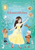 Mein erstes Maerchen-Anziehpuppen-Stickerbuch: Schneewittchen