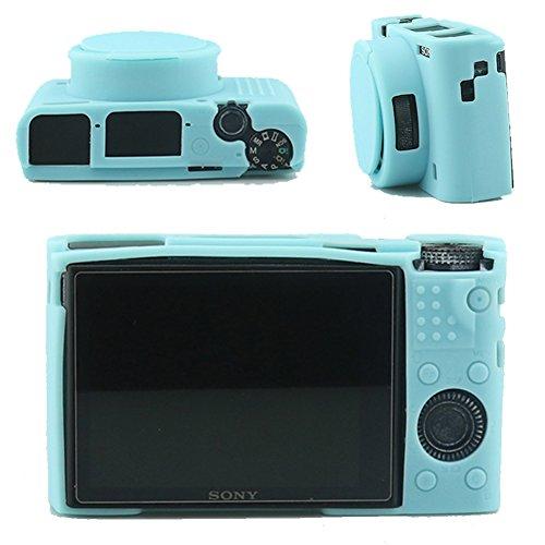MaxKu ソニー SONY RX100 V / RX100 IV / RX100 III ケース ソフ 軽量 落下防止ソフト ケース 高品質シリコ...