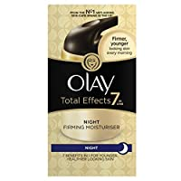 Olay Total Effects 7in1 Night Anti-Ageing Moisturiser 50ml by Olay [並行輸入品]