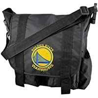 Concept One NBA Golden State Warriorsチームロゴおむつバッグwith Changing Pad