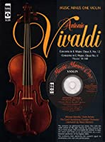 Vivaldi Violin Concerto in E Major: Op. 3, No. 12, Rv265; Violin Concerto in C Major (Music Minus One (Numbered))
