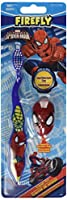 Spiderman Toothbrush Travel Kit - 2 Pc by Spider man