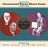 BLUE 88S: UNRELEASED PIANO BLUES GEMS 1938-1942 [LP] [Analog]
