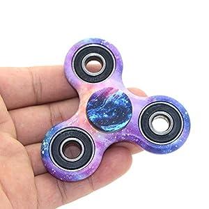 Titime 指スピナー spinner ハンドスピナーボールベアリング 1~6分平均スピン フォーカス玩具最流行 fidget Hand EDCtoy, 母、父の日のギフト