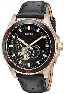 Fossil 男性 Wakefield アナログ ドレス 自動 ウォッチ 海外出荷 ME3091